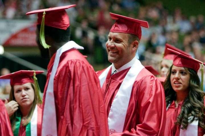 Ben´s graduation