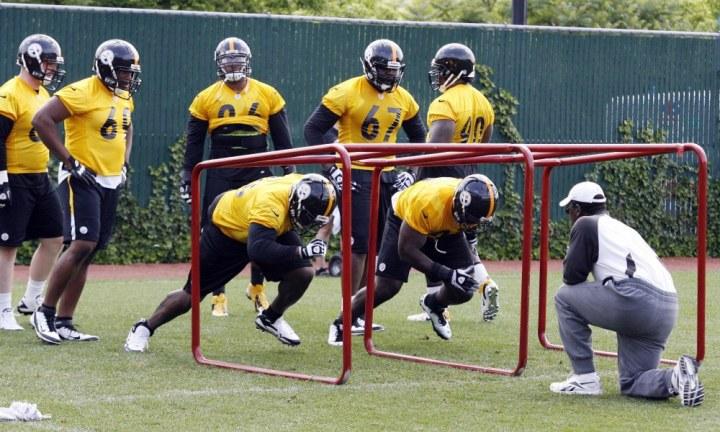 NFL: Pittsburgh Steelers-OTA