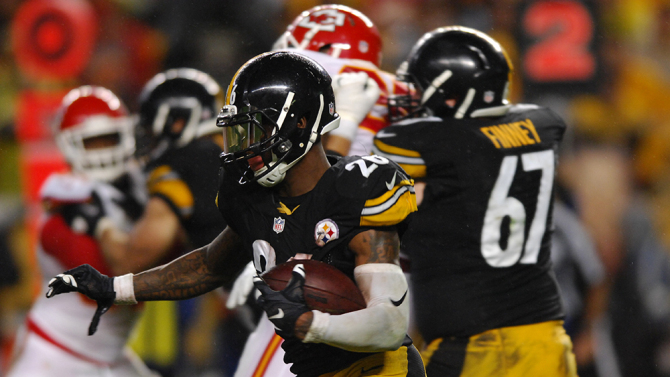 Kansas City Chiefs v Pittsburgh Steelers, NFL American football game, Heinz Field, USA - 02 Oct 2016