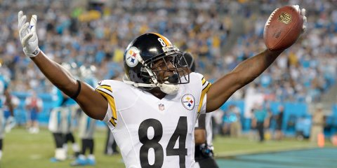 AB celebrates