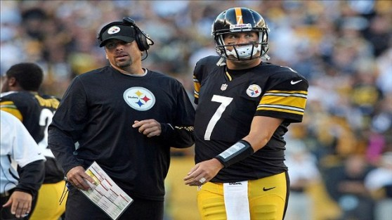 Pittsburgh-Steelers-Ben-Roethlisberger-and-Todd-Haley