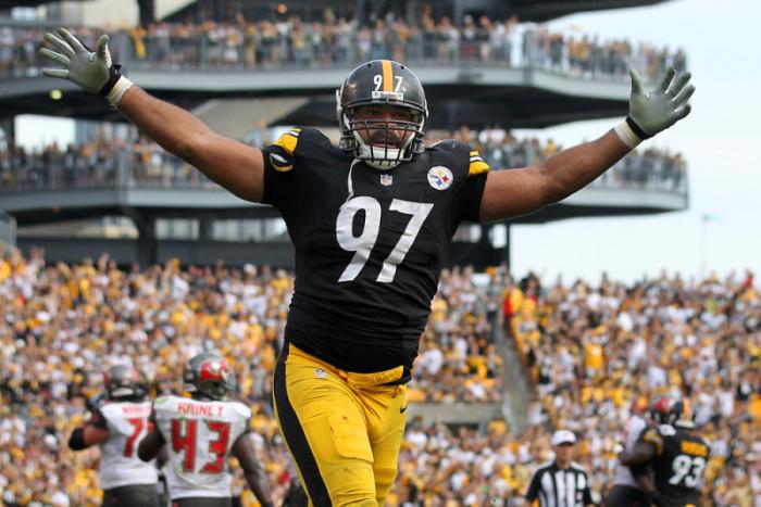 NFL: SEP 28 Buccaneers at Steelers