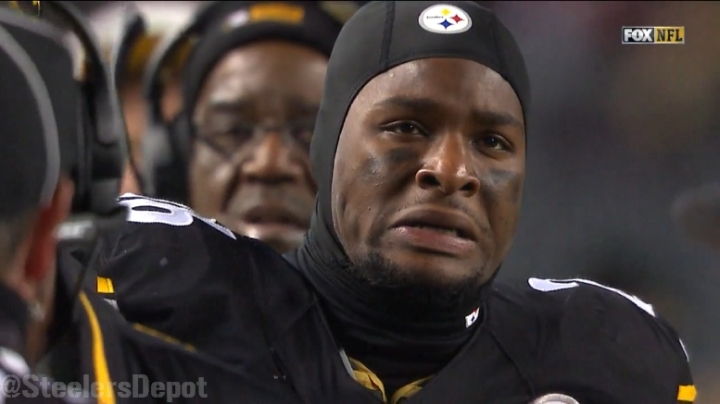 LeVeon-Bell-reaction
