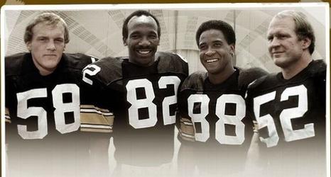 Draft 1974 Lambert Webster Stallworth Swann