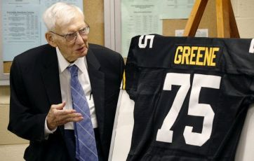 ARII retire greene jersey
