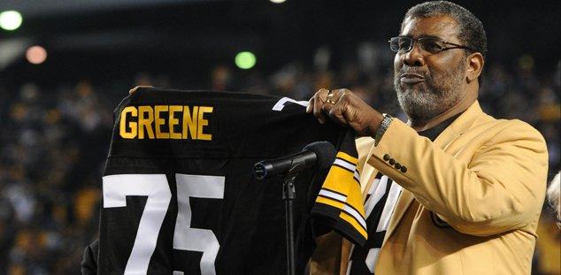 Greene retire jersey