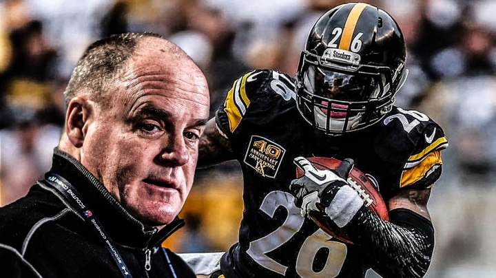 Steelers-news-GM-Kevin-Colbert-_disappointed_-Le_Veon-Bell-has-signed-franchise-tender